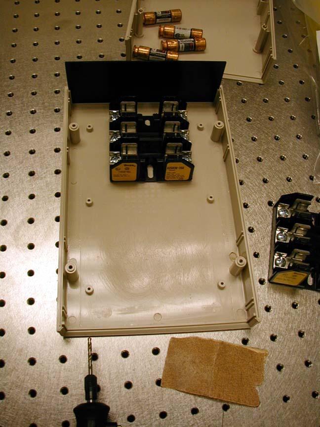 fuse box assembly